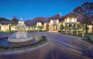 $2.1 Million European Inspired Mansion In Burleson, TX