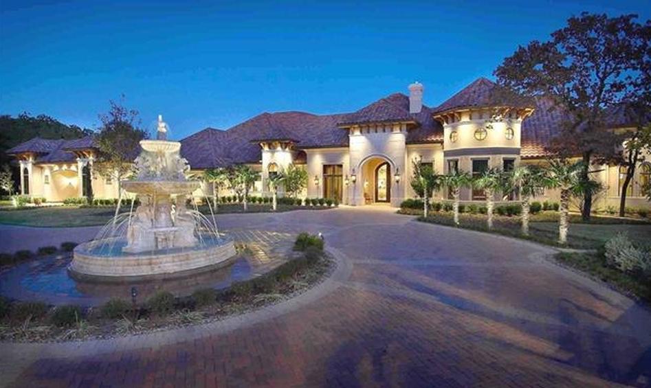 $2.1 Million European Inspired Mansion In Burleson, TX