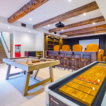 Billiards/Game Room