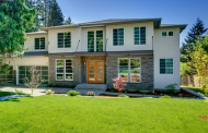 $3.495 Million Newly Built Home IN Bellevue, WA