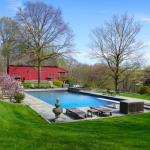 Swimming Pool & Barn