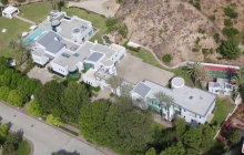 Norm Zada's Former Beverly Park Estate Re-Listed For $45 Million