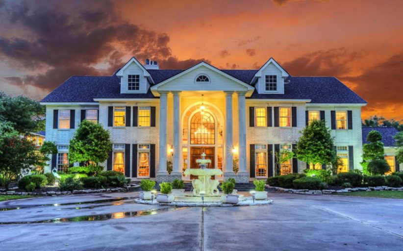 $6.5 Million Estate In Baytown, TX