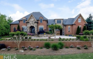 $1.695 Million Brick Mansion In Braselton, GA