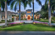 $3.5 Million Country Club Home In Bonita Springs, FL