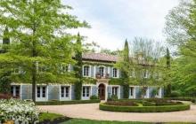 $5.25 Million French Country Inspired Mansion In Atlanta, GA