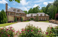 13,000 Square Foot Brick Mansion In Ball Ground, GA