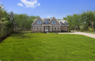 $3.495 Million Newly Built Shingle Home In Westhampton Beach, NY
