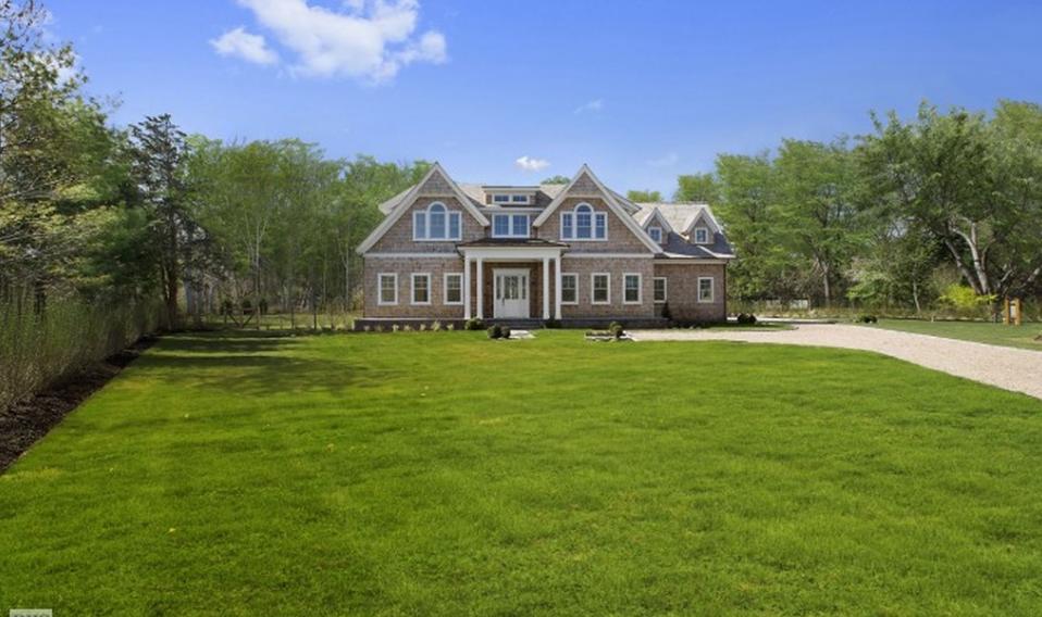 $3.495 Million Newly Built Shingle Home In Westhampton Beach, NY