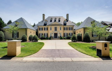 $3.995 Million Country Club Home In Charlotte, NC