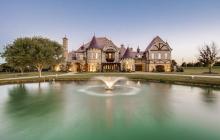 French Tudor Mansion In Prosper, TX Re-Listed