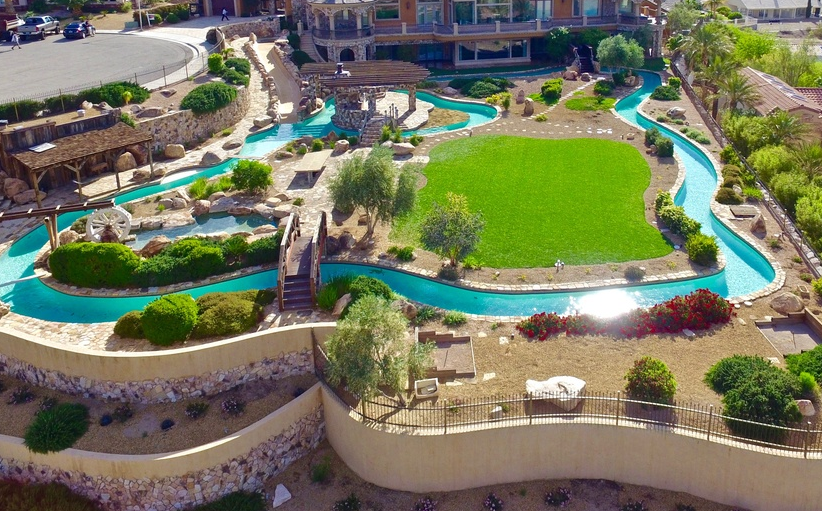 $8 Million Mansion In Boulder City, NV With Its Own Lazy River