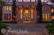 $10.495 Million French Inspired Mansion In La Canada Flintridge, CA