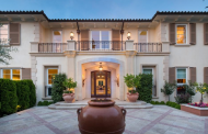 $18.8 Million Mediterranean Mansion In Atherton, CA