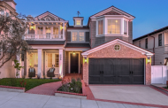 $6.95 Million Shingle & Stone Home In Manhattan Beach, CA