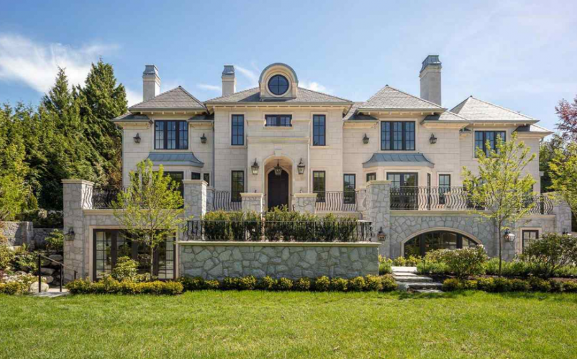 $38.9 Million Newly Built Mansion In Vancouver, Canada