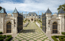 Incredible $32 Million French Inspired Estate in Dallas, TX With Its Own Water Park!