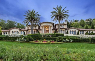$8.5 Million Mediterranean Country Club Mansion In Westlake Village, CA