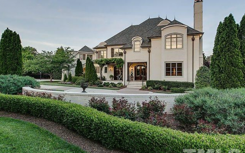 $1.5 Million French Country Inspired Home In Raleigh, NC