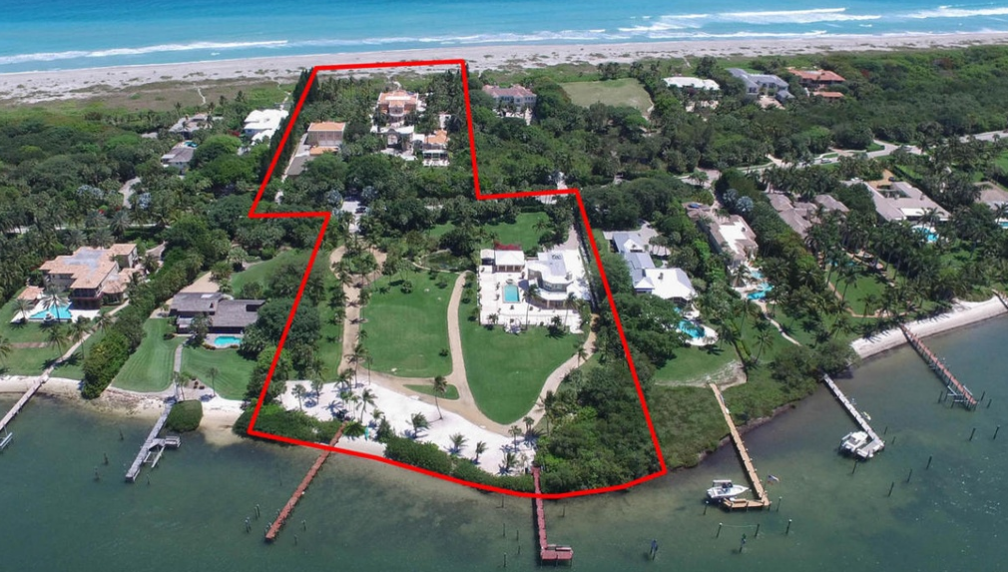 65 Million Waterfront Estate In Hobe Sound Fl Homes Of