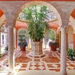 Main House Atrium