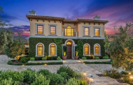 $5.9 Million Mediterranean Mansion In Thousand Oaks, CA