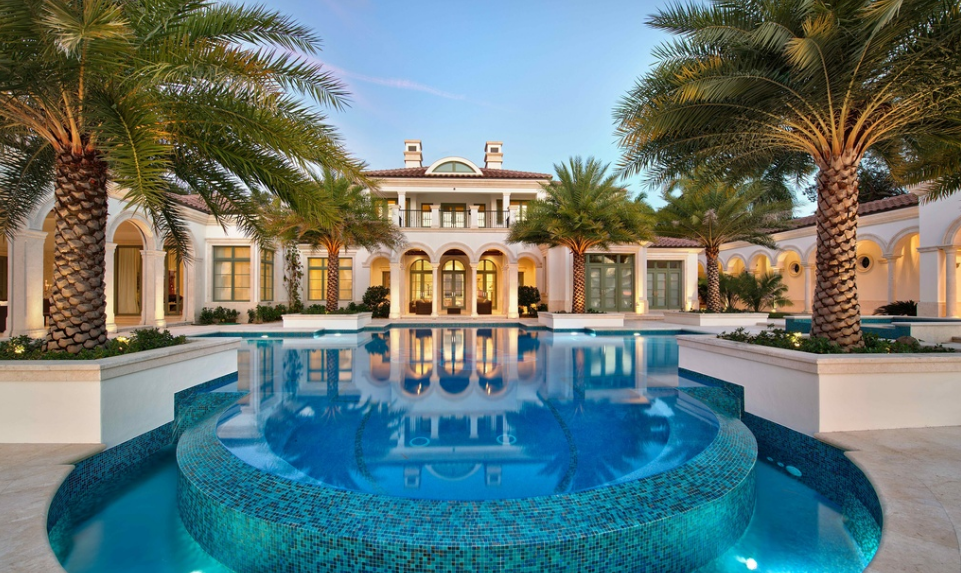 25 Million Waterfront Mansion In Fort Myers Fl Homes