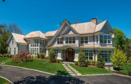 $6.375 Million Newly Built Shingle Mansion In Greenwich, CT