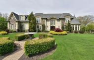 $2.95 Million Stone & Stucco Home In Franklin Lakes, NJ