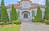 $1.3 Million Brick & Stucco Mansion In Marietta, GA
