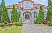 $1.3 Million Brick & Stucco Mansion In Marietta, GA