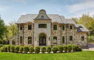 $3.495 Million Newly Built Stone Home In Essex Fells, NJ