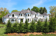 $2.65 Million Newly Built Mansion In Franklin Lakes, NJ