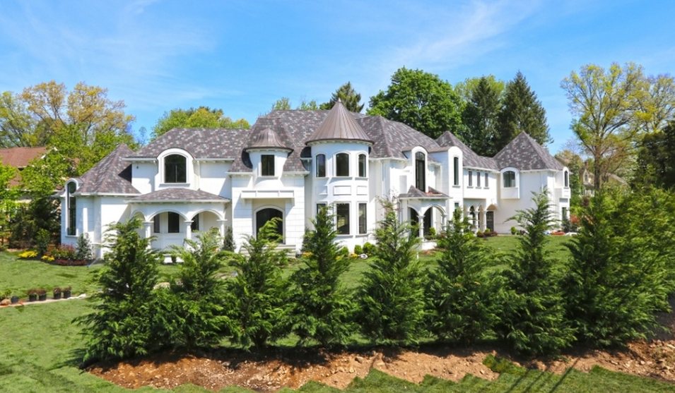 Melissa & Joe Gorga's Newly Built Franklin Lakes, NJ Mansion