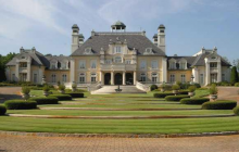 54,000 Square Foot Mega Mansion In Shoal Creek, AL Re-Listed