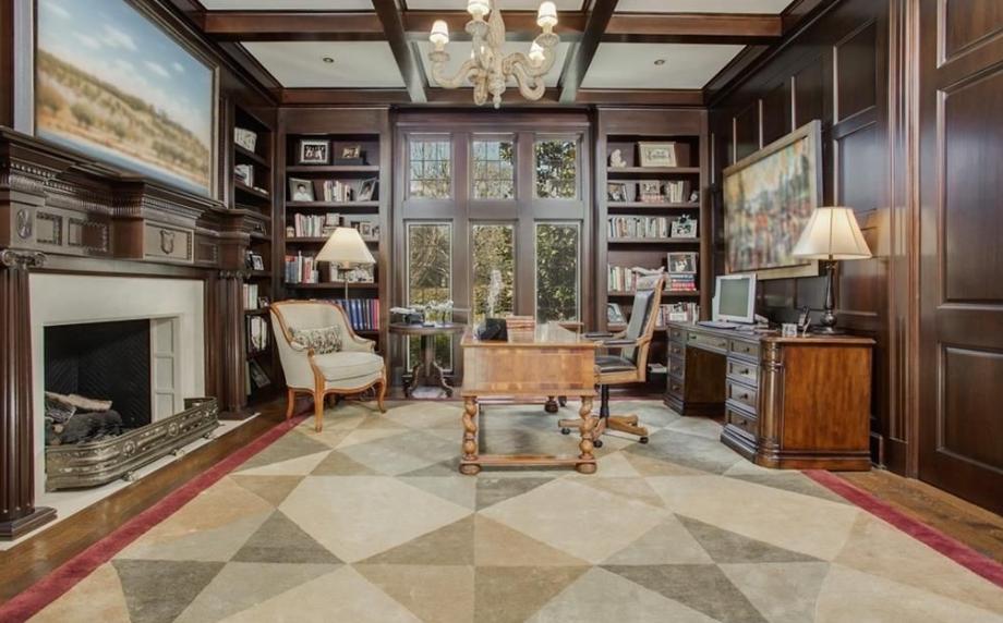 21 Million English Tudor Revival Stone Mansion In Dallas
