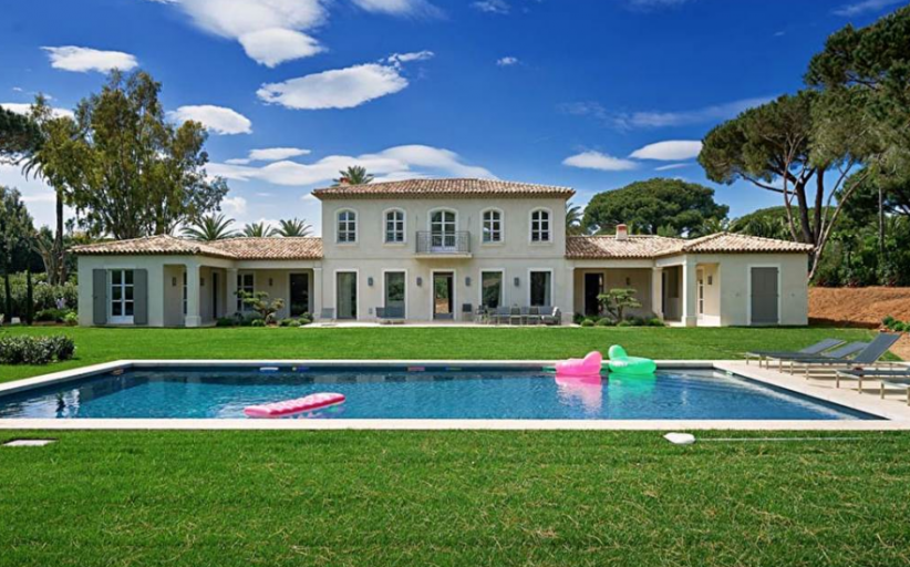 Beautiful Home In Saint Tropez, France