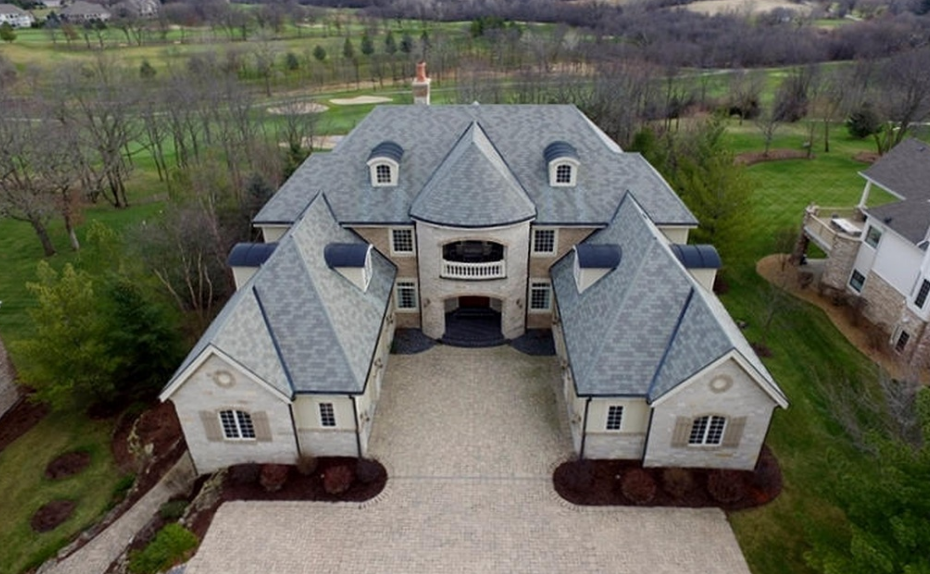 11,000 Square Foot Mansion In Wales, WI
