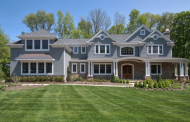 $4.8 Million Newly Built Stone & Stucco Mansion In Saddle River, NJ