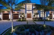 $7.495 Million Newly Built Waterfront Home In Naples, FL