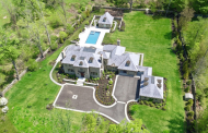 $5.9 Million European Inspired Stone Mansion In Greenwich, CT