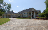 13,000 Square Foot Mansion In Woodstock, GA For Just $1 Million!