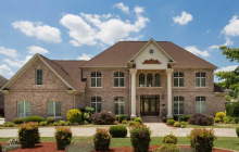 11,000 Square Foot Brick Mansion In Madison, AL