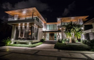 11,000 Square Foot Newly Built Contemporary Mansion In Pinecrest, FL