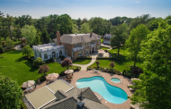 15,000 Square Foot Brick Mansion In Glen Head, NY