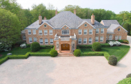$11.9 Million Brick Mansion In Greenwich, CT