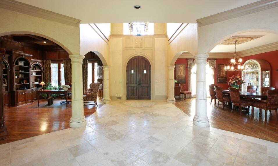 11,000 Square Foot Riverfront Mansion In Alpharetta, GA ...