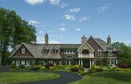 10,000 Square Foot Mansion In Morristown, NJ