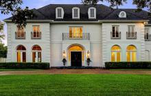 $2.995 Million Brick Home In Houston, TX