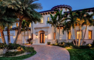 $3.2 Million Mediterranean Waterfront Home In Riviera Beach, FL